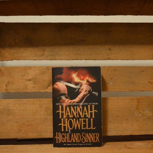 Highland Sinner by Hannah Howell