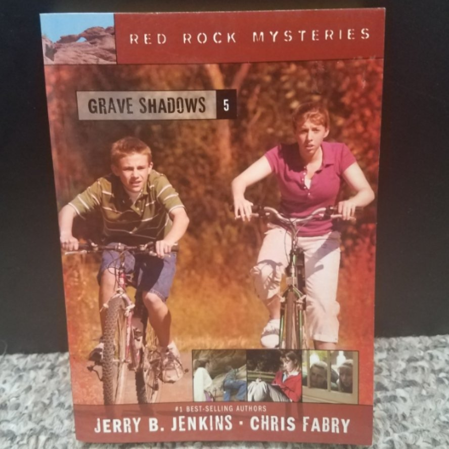 Grave Shadows by Jerry B. Jenkins & Chris Fabry