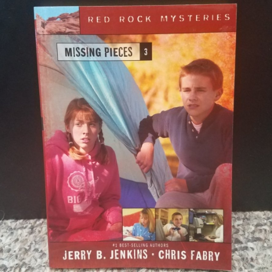 Missing Pieces by Jerry B. Jenkins & Chris Fabry