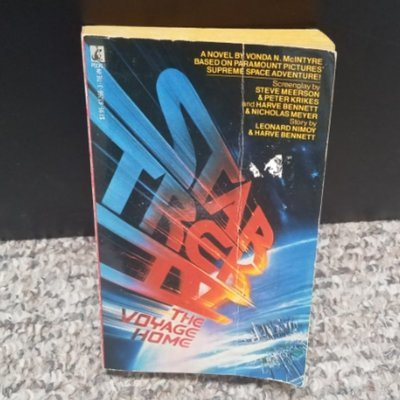 Star Trek IV: The Voyage Home by Vonda N. McIntyre