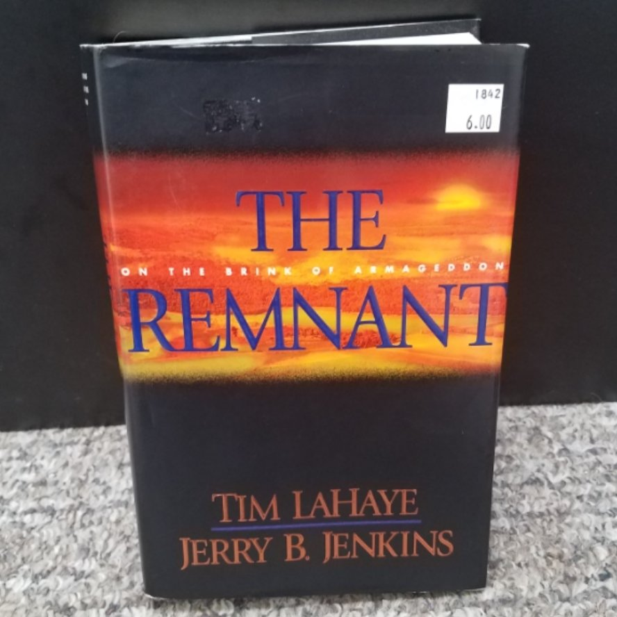 The Remnant: On the Brink of Armageddon by Tim LaHaye & Jerry B. Jenkins