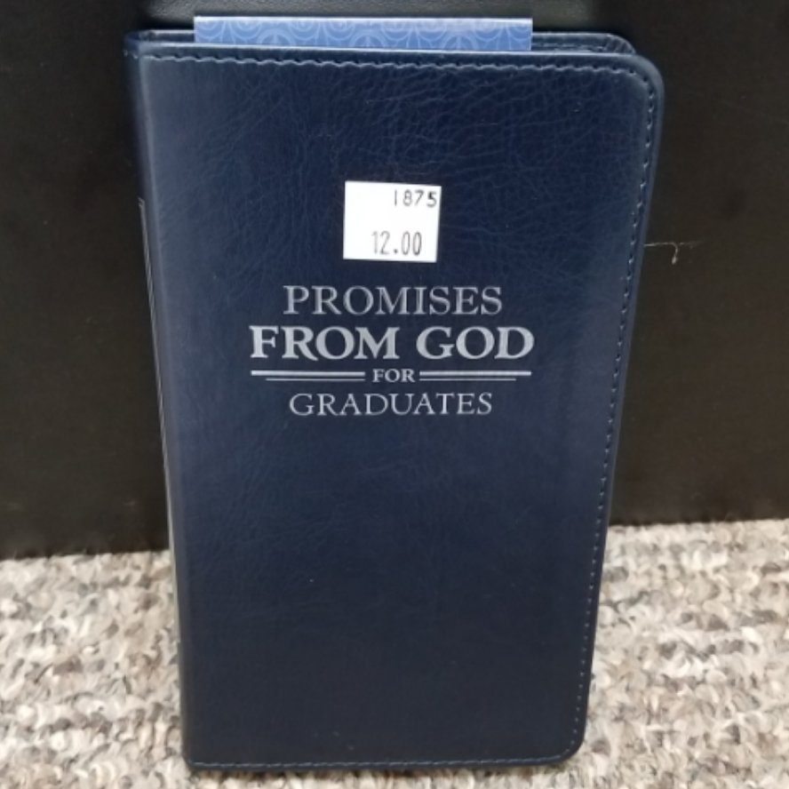 Promises From God for Graduates