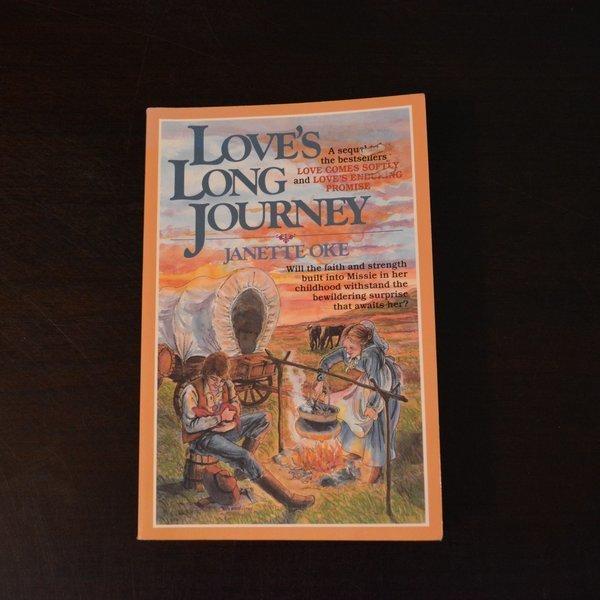 Love's Long Journey by Janette Oke
