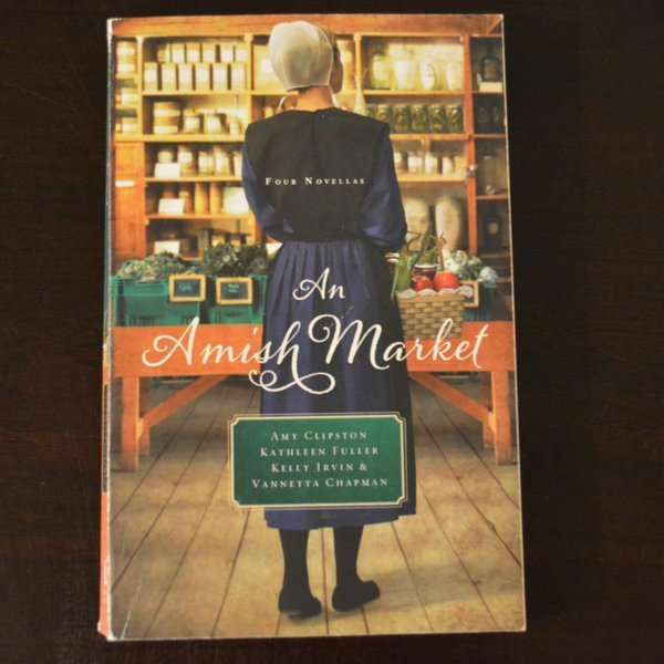 An Amish Market by Amy Clipston