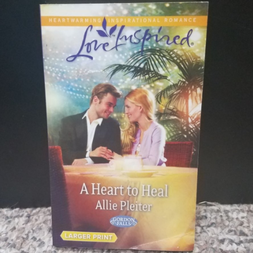 A Heart to Heal by Allie Pleiter