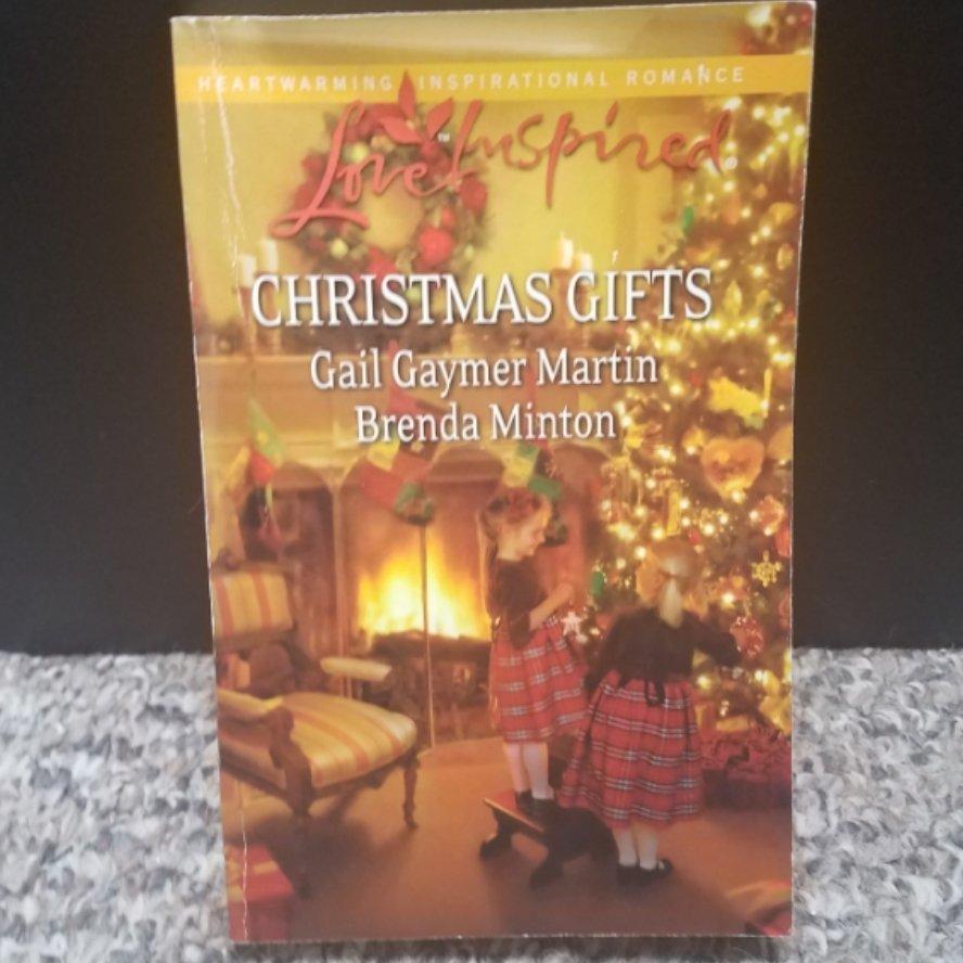 Christmas Gifts: Small Town Christmas & Her Christmas Cowboy by Gail Gaymer Martin & Brenda Minton