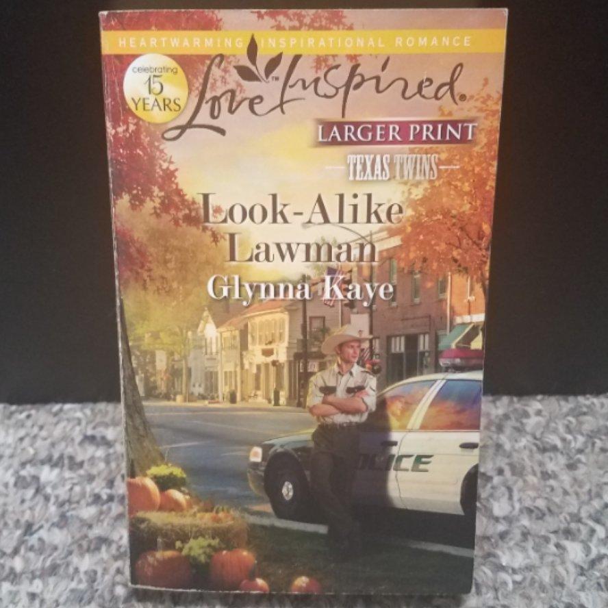 Look-Alike Lawman by Glynna Kaye