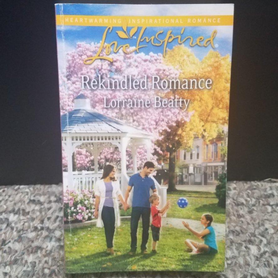 Rekindled Romance by Lorraine Beatty