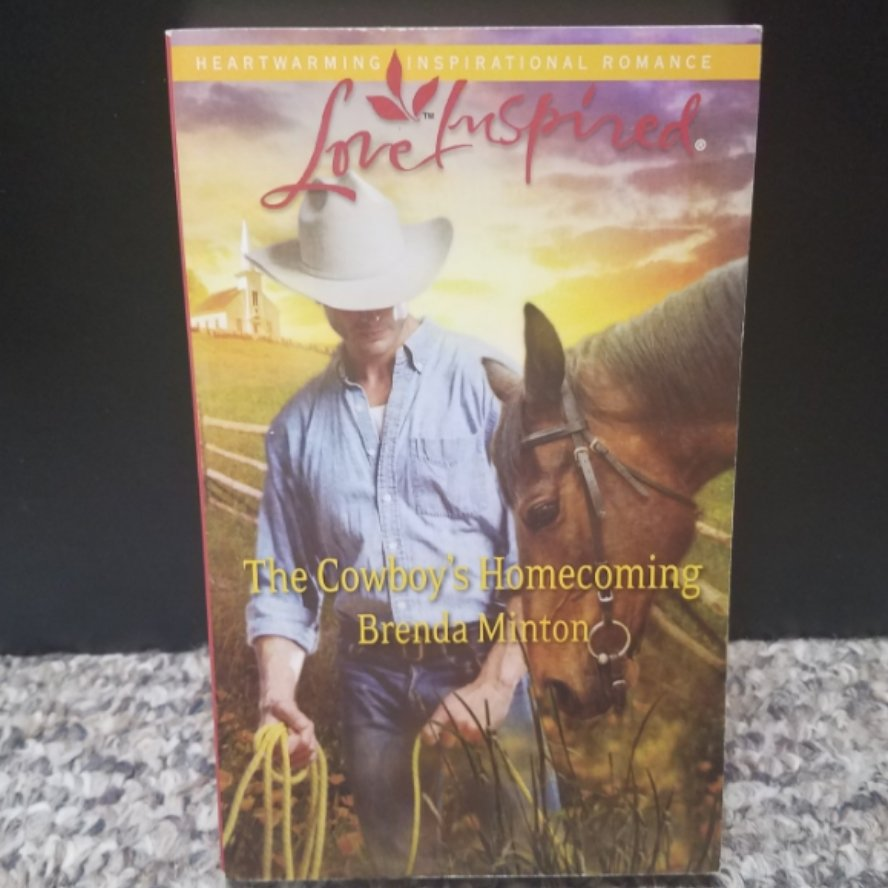 The Cowboy's Homecoming by Brenda Minton