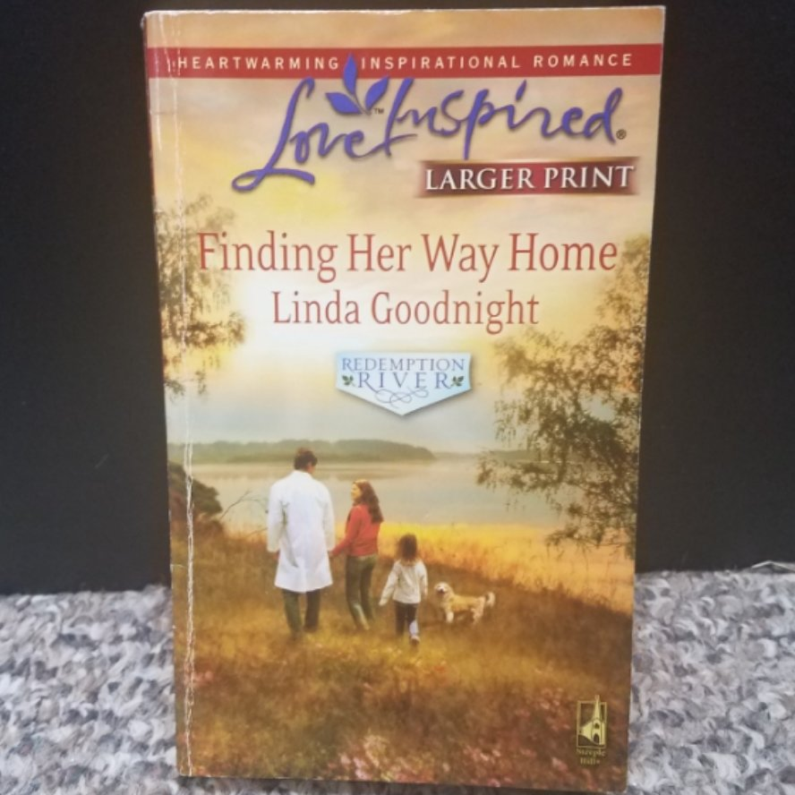 Finding Her Way Home by Linda Goodnight