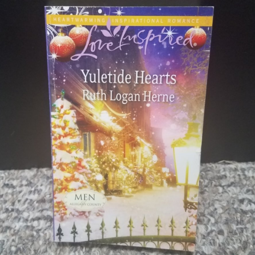 Yuletide Hearts by Ruth Logan Herne
