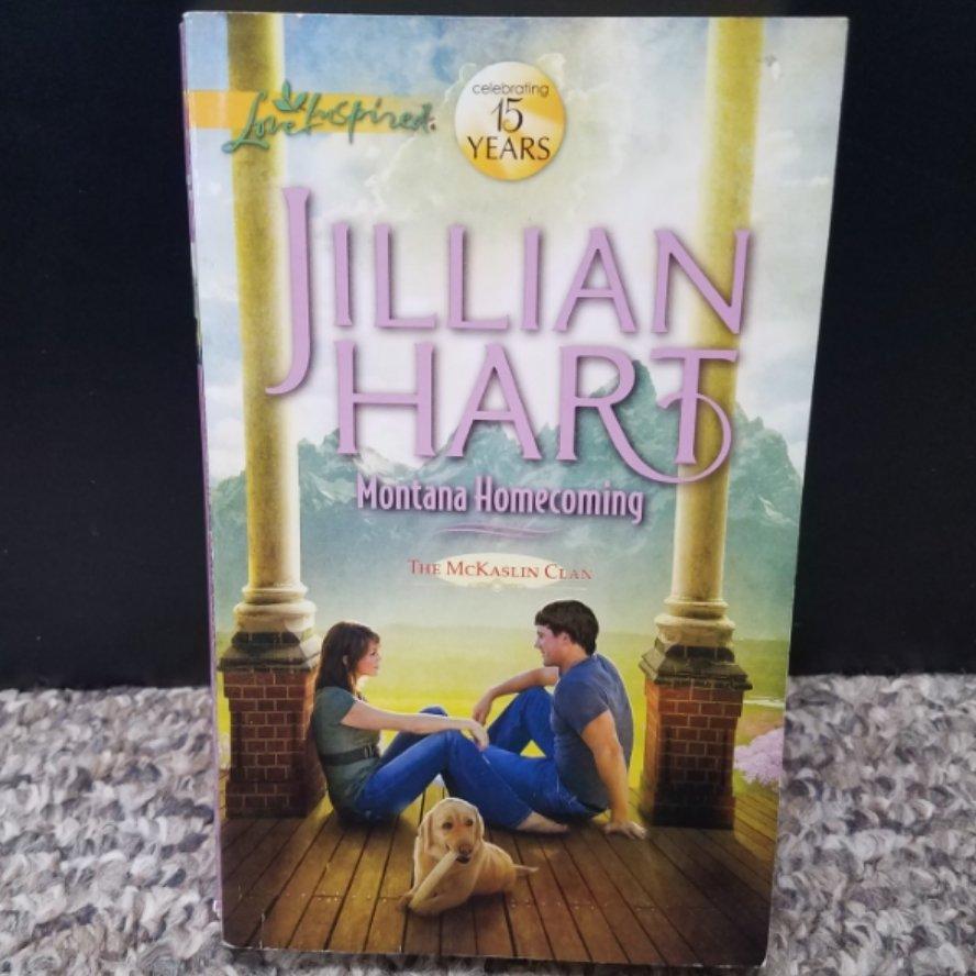 Montana Homecoming by Jillian Hart