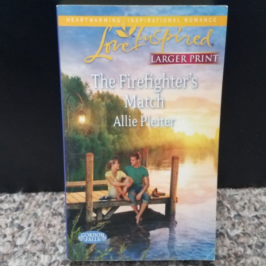 The Firefighter's Match by Allie Pleiter