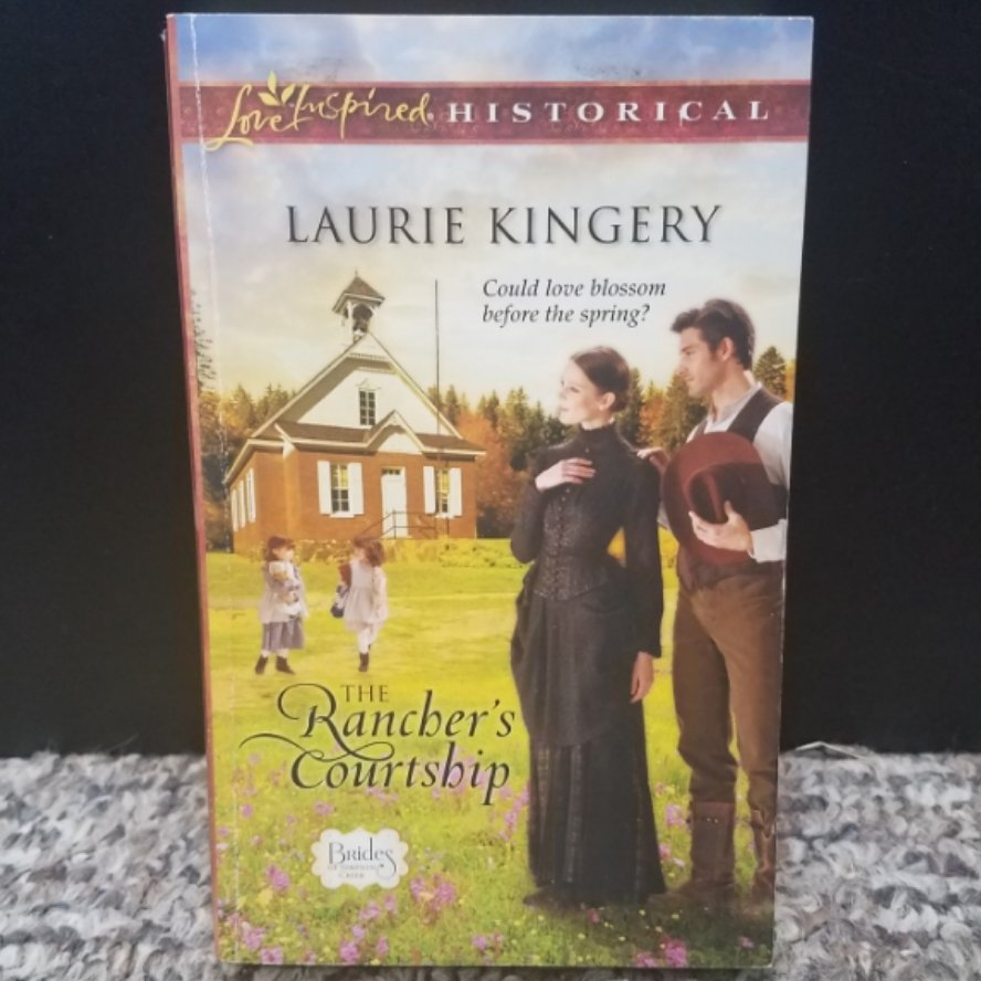 The Rancher's Courtship by Laurie Kingery