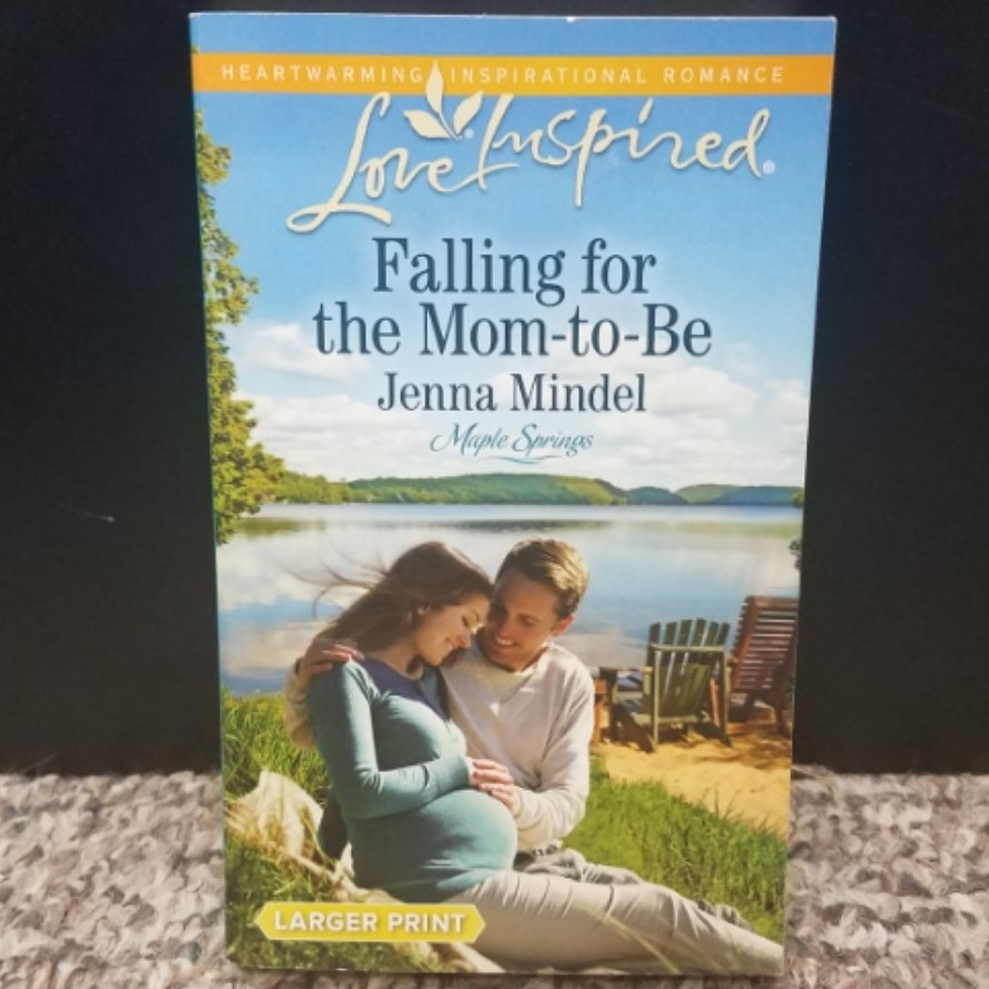 Falling for the Mom-to-Be by Jenna Mindel