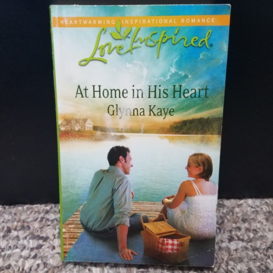At Home in His Heart by Glynna Kaye