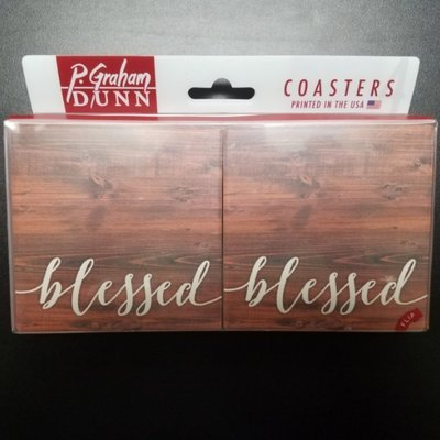 Blessed Coaster Set