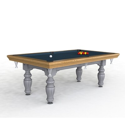 Riley Aristocrat Slate Pool Diner - 7ft English Pool - Solid Wood - Hand Made
