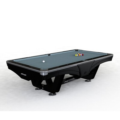 Riley Ray Slate Tournament Pool Table - 8ft or 9ft - White or Black - American Pool