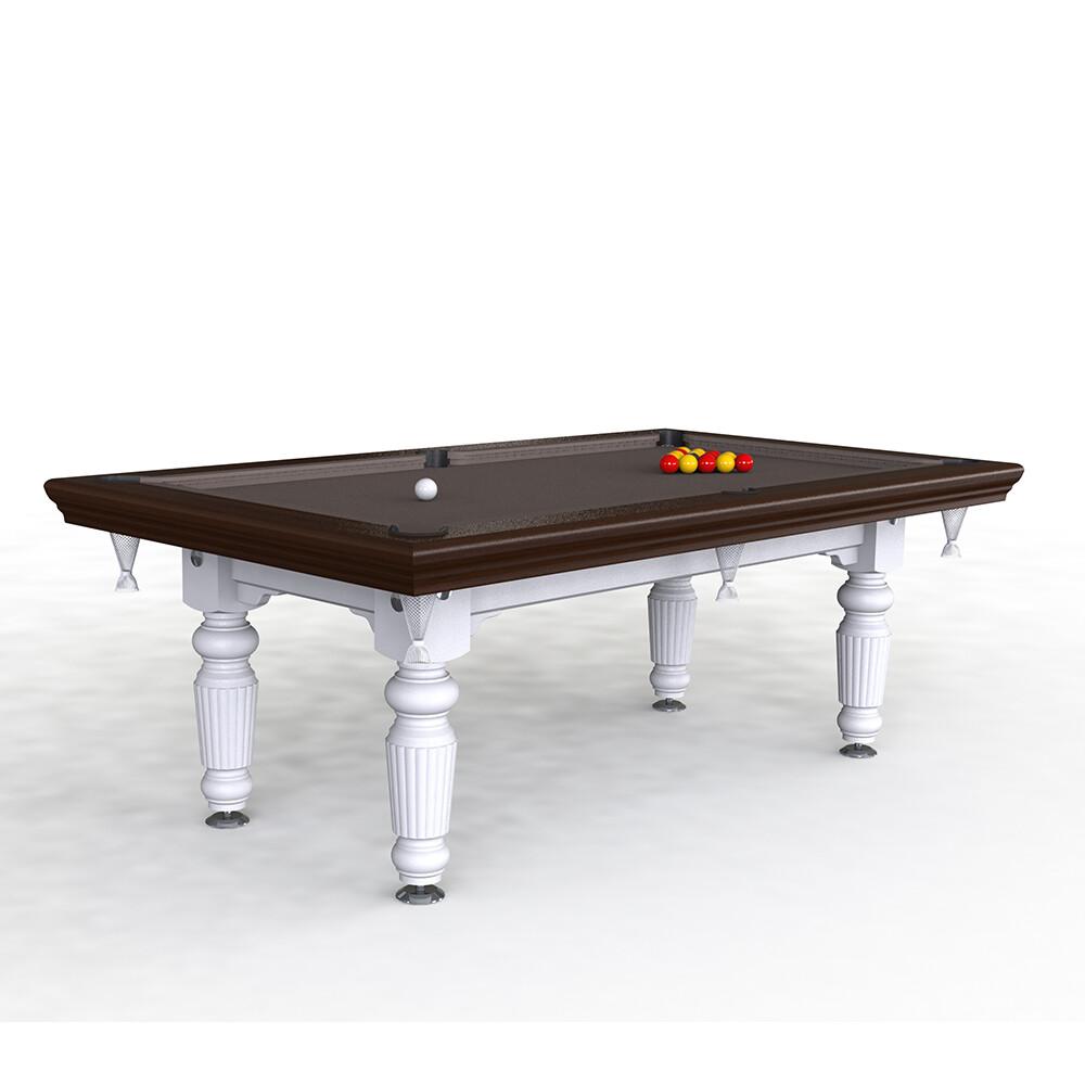 Riley Renaissance Slate Pool Diner - 7ft English Pool - Solid Wood - Hand Made