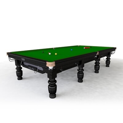 Riley Club Slate Snooker Table - 8ft, 9ft, 10ft or 12ft - Solid Wood - Hand Made