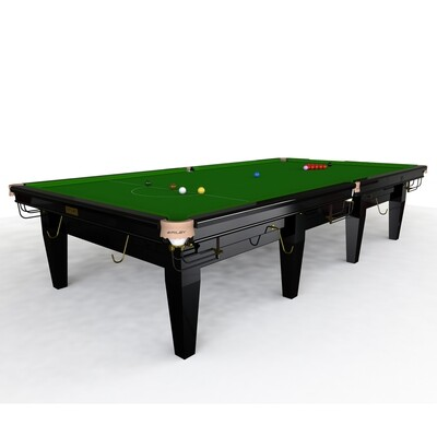 Riley Grand Slate Snooker Table - 8ft, 9ft, 10ft or 12ft - Solid Wood - Hand Made
