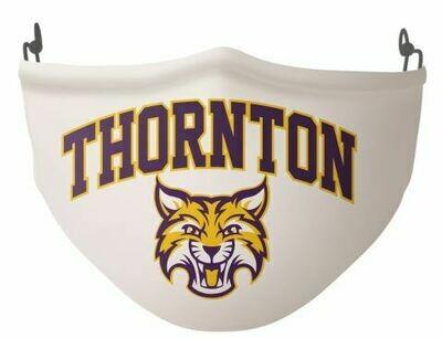 White Thornton Mask (Youth Size)