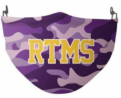 RTMS Camo Mask (Adult Size)