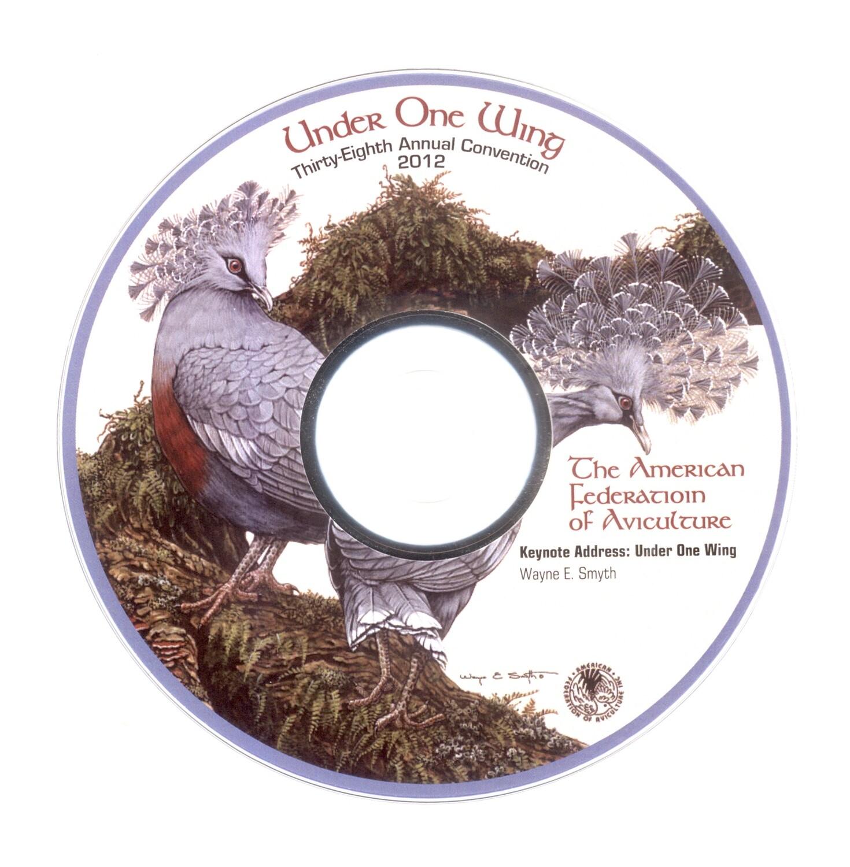 2012 AFA Conference DVDs