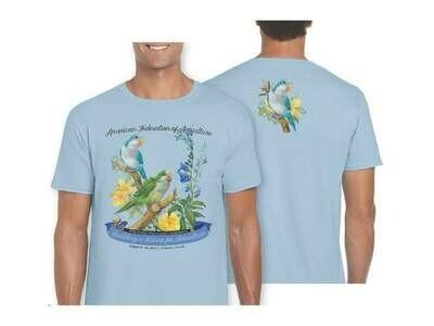 Quaker Parrot - T-Shirt