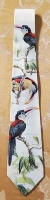 Curl-crested Aracari - Neckties