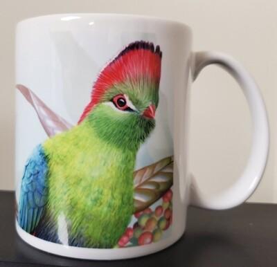 Turaco  - Ceramic Mug