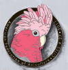 #27 Rose-Breasted Cockatoo - CITES Pins