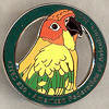 #30 Sun Conure - CITES Pins