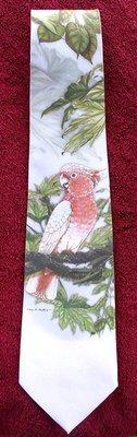 Major Mitchell's Cockatoos - Neckties