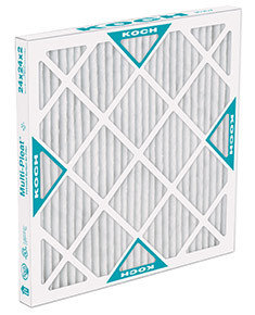 """1"""" - MERV 8 High Capacity Filters (Price includes shipping)"""