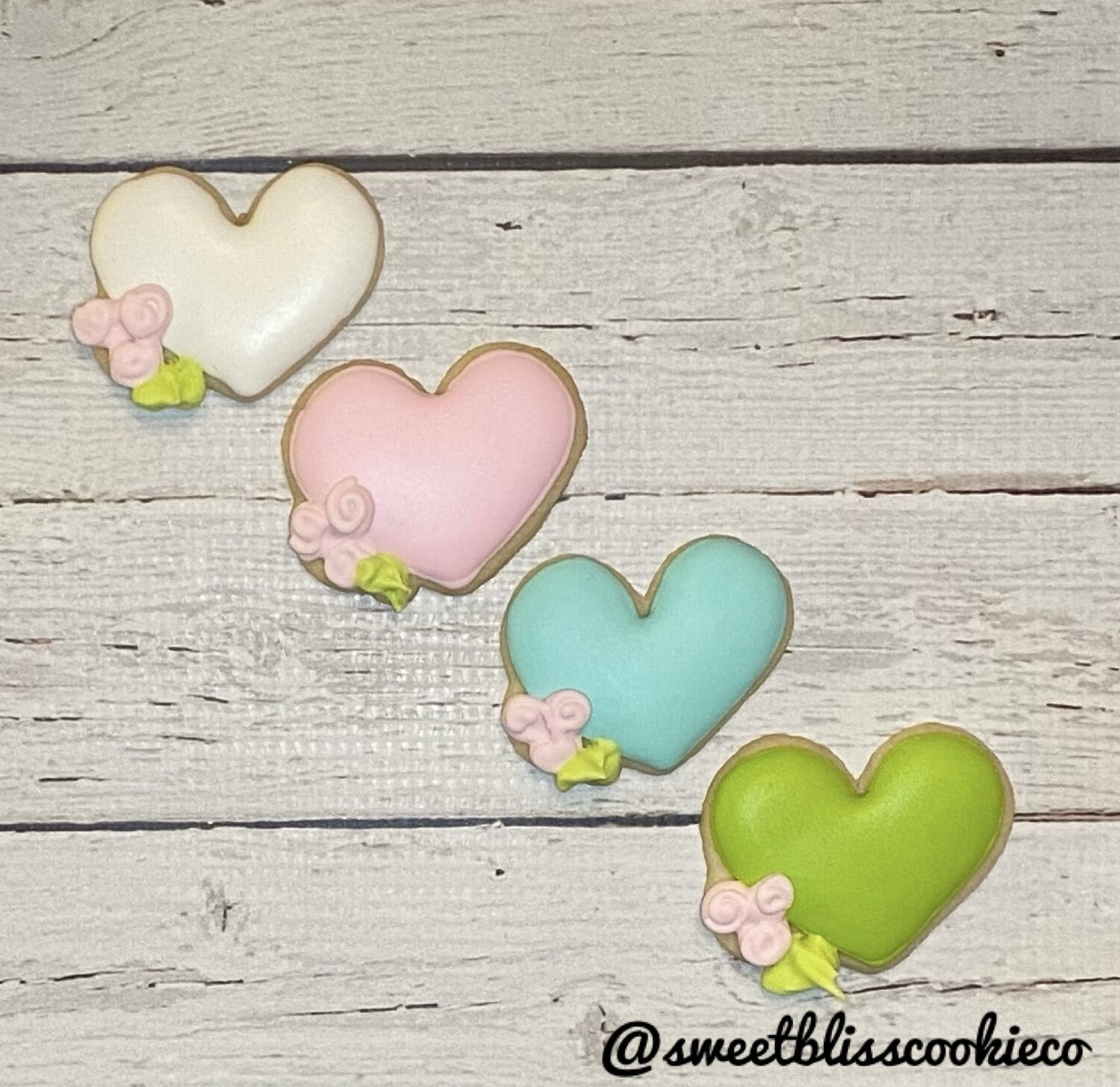 Mother's Day Mini Hearts