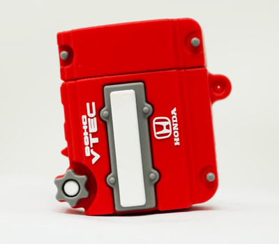 Honda DOHC Vtec Engine Airpods 1/2 Gen Case Cover
