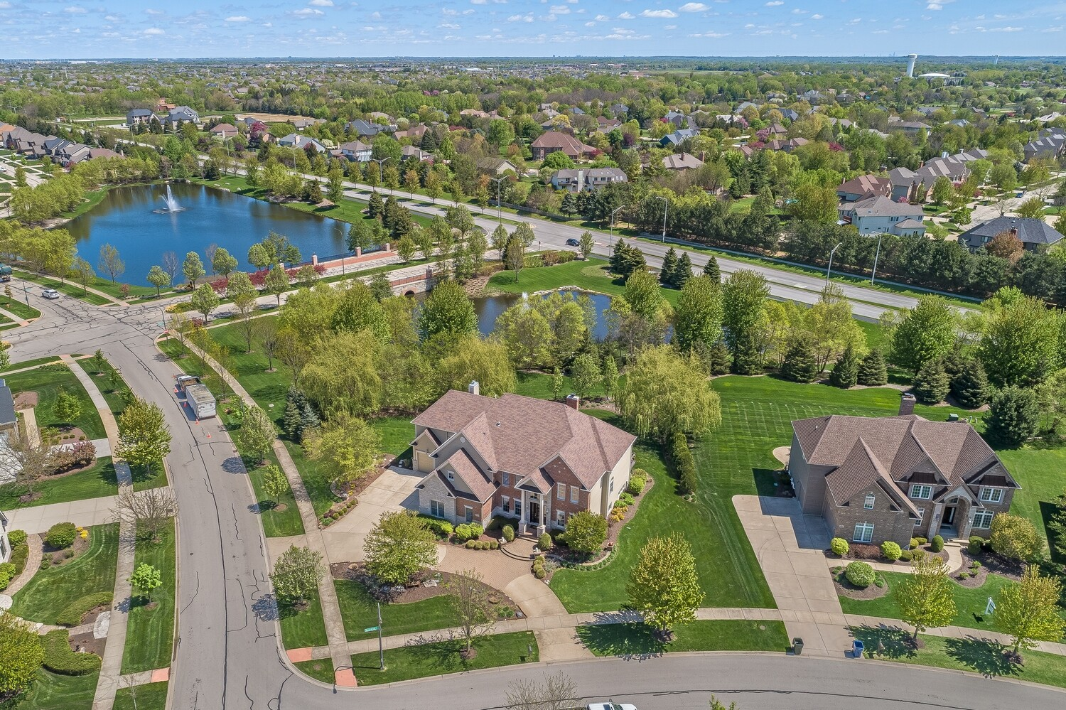 Aerial Photography - Yorkville area - 5 images
