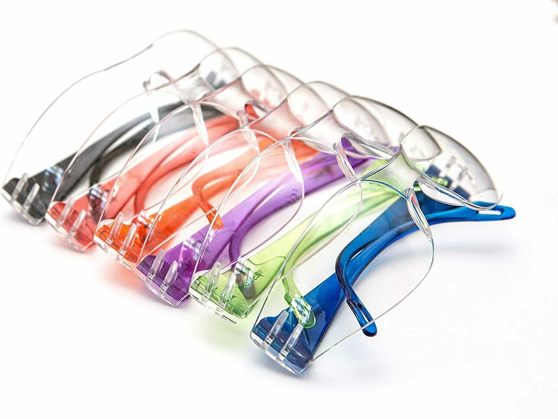 Kids safety glasses 6 pack