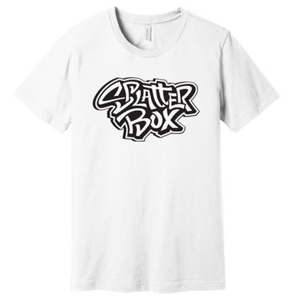 Splatter Box T-shirt
