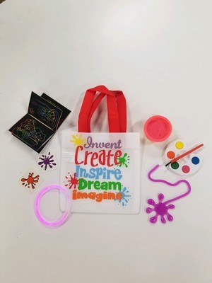 Art Party Bags