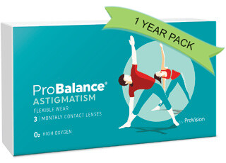 ProBalance Astigmatism- 12 Month Pack