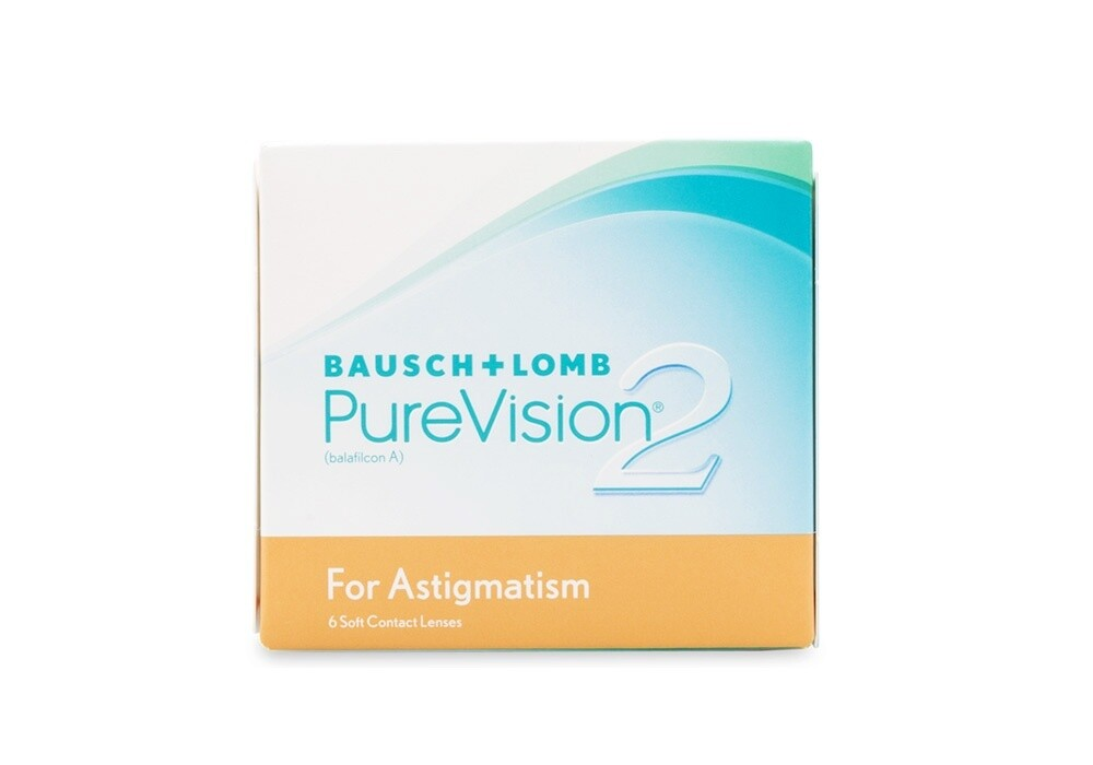 Pure Vision 2 HD for Astigmatism