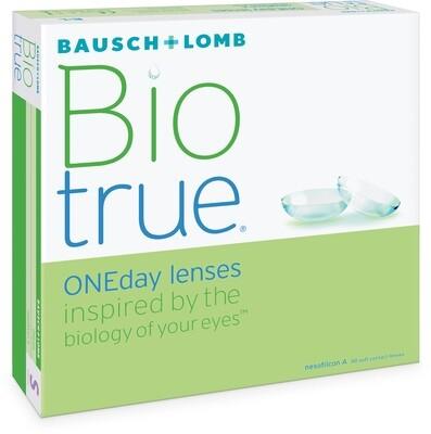 Biotrue ONEday - 12 Month Pack