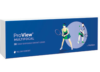 ProView Multifocal Contact Lenses