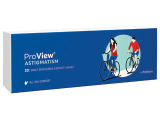 ProView Astigmatism Contact Lenses