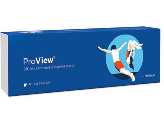 ProView Contact Lenses