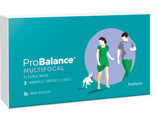ProBalance Multifocal Contact Lenses