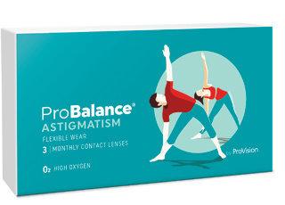 ProBalance Astigmatism Contact Lenses